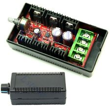 Motor Speed Control PWM HHO RC Controller 10-50V DC 30A Max 40A 50V 1500W