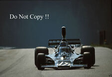 Jean-Pierre Jarier Shadow DN3 Austrian Grand Prix 1974 Photograph