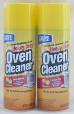 2 Home Store Heavy Duty Oven Cleaner Lemon Scent 13 Oz