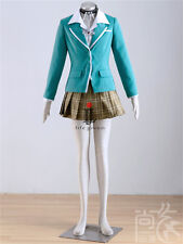 Rosario + Vampire Akashiya Moka 1G Clothing Cos Cloth Cosplay Costume