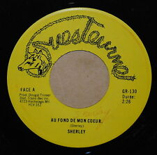Sherley Au Fond De Mon Coeur / She's Your Woman He's Your Man French Pop 45