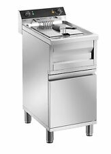 Stand Fritteuse 12 Liter Gastronomie Gastro Friteuse Saro Gastroline 12VS