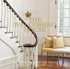 The Welcoming House: The Art of Living Graciously-ExLibrary