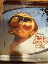 Fear and Loathing in Las Vegas (HD DVD, 2006) NEW Please READ! NOT A DVD!!!