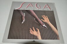 SAGA - Behaviour - Pop Rock 80er - Album Vinyl Schallplatte LP