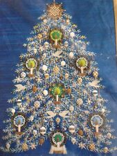 EXQUISITE Tree of Peace embroidery kit Paragon Sealed 6429
