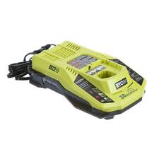 Ryobi P117 ONE+ 18-Volt Dual Chemistry IntelliPort Charger (Li-Ion & NiCad)