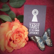 UNIQUE and RARE - Tarot of the Human Experience - Black & White Deck - NEW SEAL
