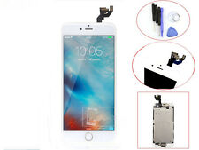 "For 4.7"" iPhone 6 LCD Screen Digitizer Assembly Replace Parts+Home Camera White"