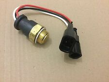 Lancia Delta 8v 16v Evo Radiator Thermostatic Fan Switch - 1307077080