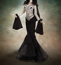Tonner Evangeline Ghastly Evening Night Shade Comple Outfit LE 350 Mint Fits BJD