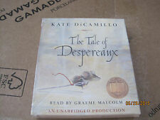 NEW factory sealed The Tale of Despereaux Audio Audiobook