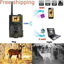 HC 300M HD Hunting Trail Digital IR Camera Scouting Infrared Video MMS GPRS GSM