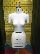 Design-Surgery® Mannequin Wendy Body Form Tailors Dummy Draping Stand Ex-Sample