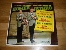 HOMER AND JETHRO LP Record - Sealed