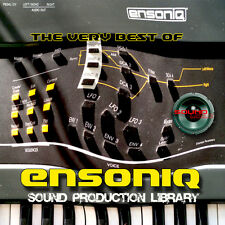ENSONIQ - BEST OF/Original HUGE 24bit WAVE Multi-Layer Samples Library on DVD