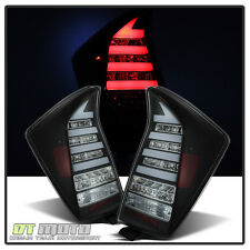 Black 2010-2011 Toyota Prius Philip-Led Perform Tail Lights Brake Left+Right