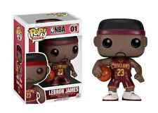 Funko Pop Asia NBA Lebron James Red Away Jersey USA Seller 100% Authentic