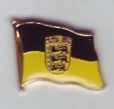 Bade-wurtemberg Flaggenpin, agrafe, drapeau, pin, badge