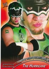 R34 THE HURRICANE 2004 Topps WWE Apocalypse RAW