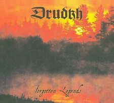 NEW - FORGOTTEN LEGENDS by DRUDKH