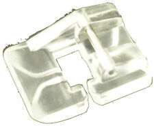 Newhome Sewing Machine Plastic 2mm Beading Foot 200049100