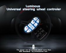Car Universal Light Steering Wheel Remote Control for GPS Audio CD DVD Radio MP3