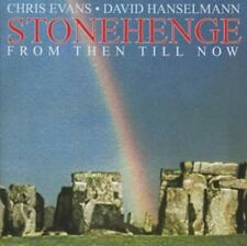 Chris Evans - Stonehenge (From Then Till Now) - CD