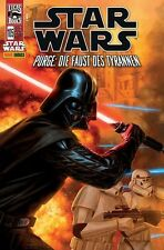 STAR WARS (deutsch) # 105 - DARTH VADER - PANINI COMICS 2013 - TOP