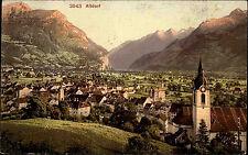 Altdorf Switzerland Uri 1908 Panorama Stadtansicht Verlag Photoglob ungelaufen
