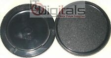 2x Body Cap For Leica M M2 M3 M4 M6 M7 Series Camera Safety Dust Cover