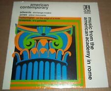 American Academy Rome/Uitti EDWARDS/JONES/HELLERMANN/BRESNICK  CRI SD 336 SEALED