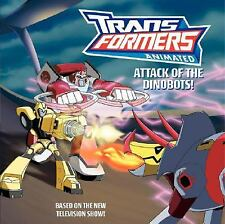 Attack of the Dinobots! (Transformers Animated) (Transformers Animated (Harper