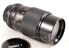 FAST 200mm f3.5 Prime Telephoto Lens for Minolta 35mm FILM Camera. Others Listed