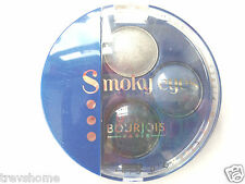 Bourjois Paris Smoky Eyes Trio Sombra De Ojos (15) UEBL Nuit