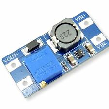DC-DC 2A Converter Module Adjustable Step Up Boost Power Supply 2-24v Input #A08