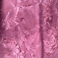 Mulberry Wine Hoffman Batik Print Fabric Quilting 100% Cotton Craft BTY