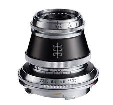 Voigtländer Heliar 3,5 / 50 mm VM / Leica M-Bajonett / NEU & OVP vom Fachhändler