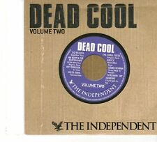 (FP995) Dead Cool, Vol. 2, 8 tracks various artists - The Independent CD