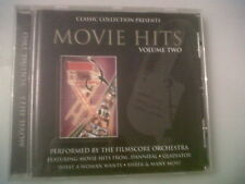 Movie Hits (CD) Volume Two performed by the Filmscore Orchestra