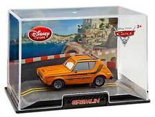 Disney Store Cars 2 Gremlin Die Cast Car In Collector's Case