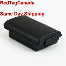 Battery Pack Cover Shell Case Kit for Xbox 360 Wireless Controller Black