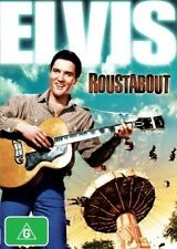 Roustabout DVD = ELVIS PRESLEY = REGION 4 AUSTRALIAN = BRAND NEW AND SEALED