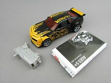 Transformers Dark of the Moon Cyberfire Bumblebee Complete Deluxe DOTM