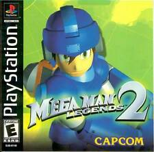 Mega Man Legends 2 - PS1 PS2 Playstation Game