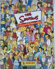 THE SIMPSON LA TERZA RACCOLTA SPRINGFIELD ALBUM VUOTO/EMPTY PANINI 2010