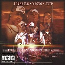 The Beginning Of The End (Screwed) by Juvenile, Wacko, & Skip NO FRONT ARTWORK