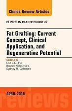 The Clinics Surgery: Fat Grafting Pt. 2 : Current Concept, Clinical...