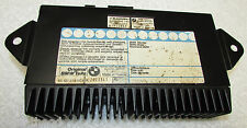 BMW FACTORY E23 E24 E28 E30 SOUND SYSTEM SPEAKER AMPLIFIER  65121375983 1375983