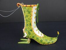 Krinkles by Patience Brewster Dept 56 Victorian Boot Man Ornament #37811